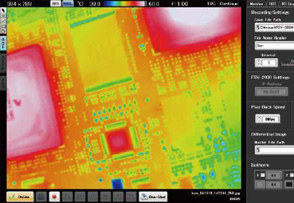 EI-Thermo:アピステ社FSV-2000用計測・解析ソフト
