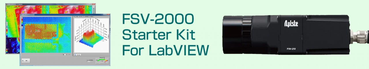 FSV-2000 Starter Kit For Labview