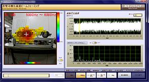 25fpsの高速可視化処理を実現